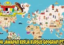 Contoh Jawapan Kerja Kursus Geografi PT3 2018