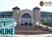 Permohonan UIAM 2019 Online