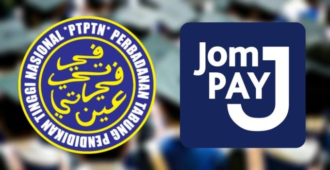 Cara Bayar PTPTN Online Melalui JomPAY Maybank2u & CIMBClicks