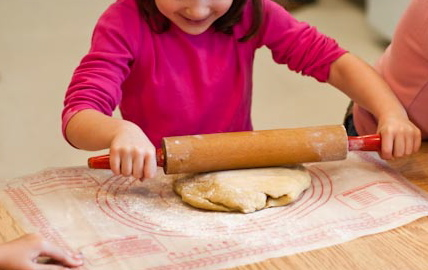 Kids Cooking Classes at Pitchfork Company