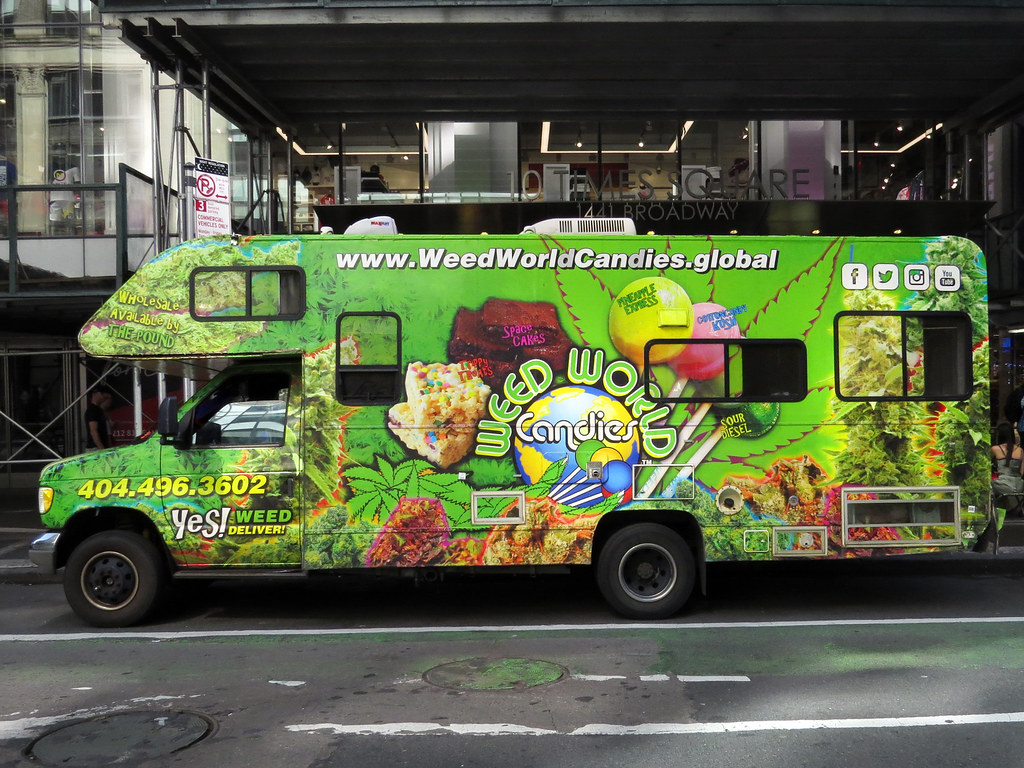 cannabis truck financing