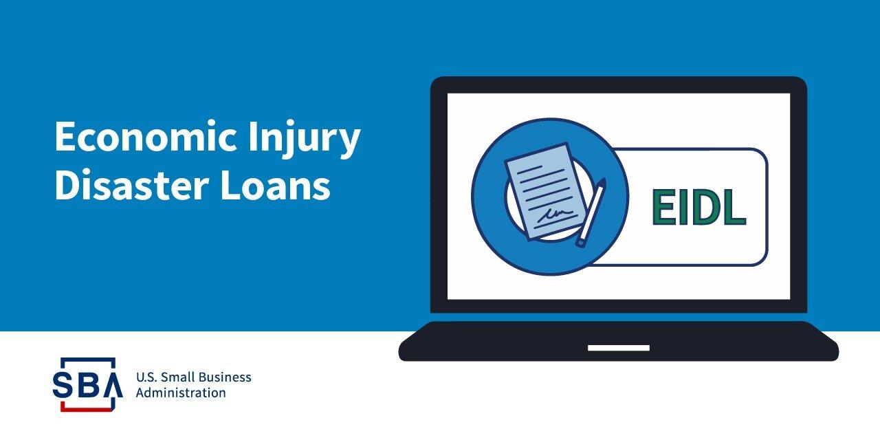 Economic Injury Disaster Loans EIDL