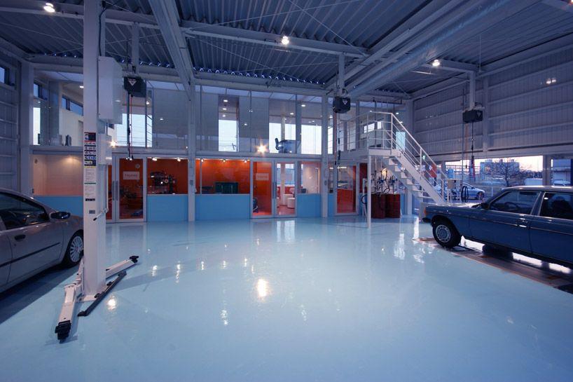 modern auto repair shop designs layout floor ideas workshop building plans mechanic