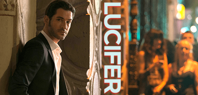 FOX'S LUCIFER