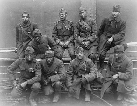 Harlem Hellfighters'