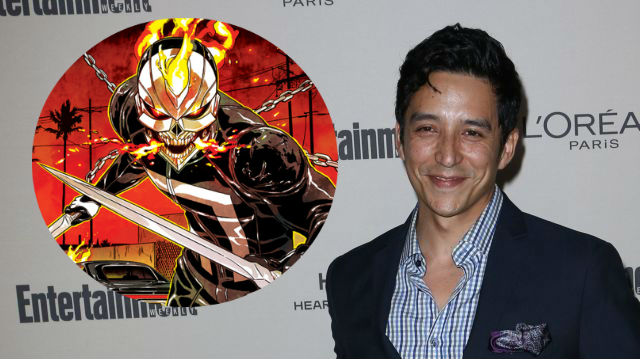 gabriel luna is ghost rider