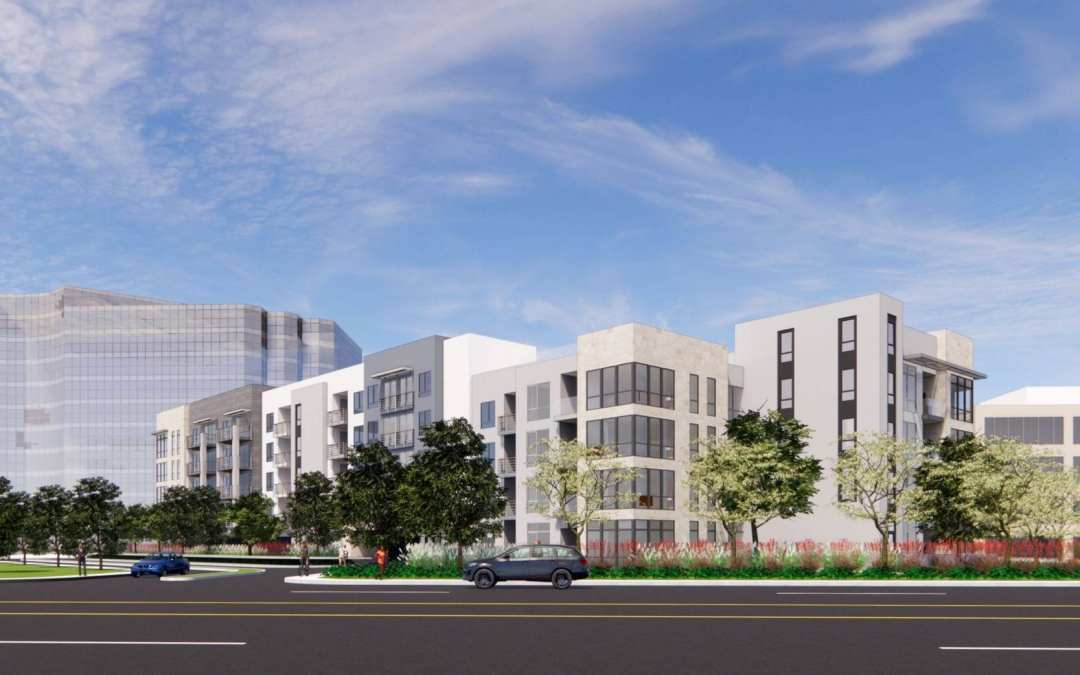 First Look at a Proposed 312-Unit Apartment Project in Newport Beach