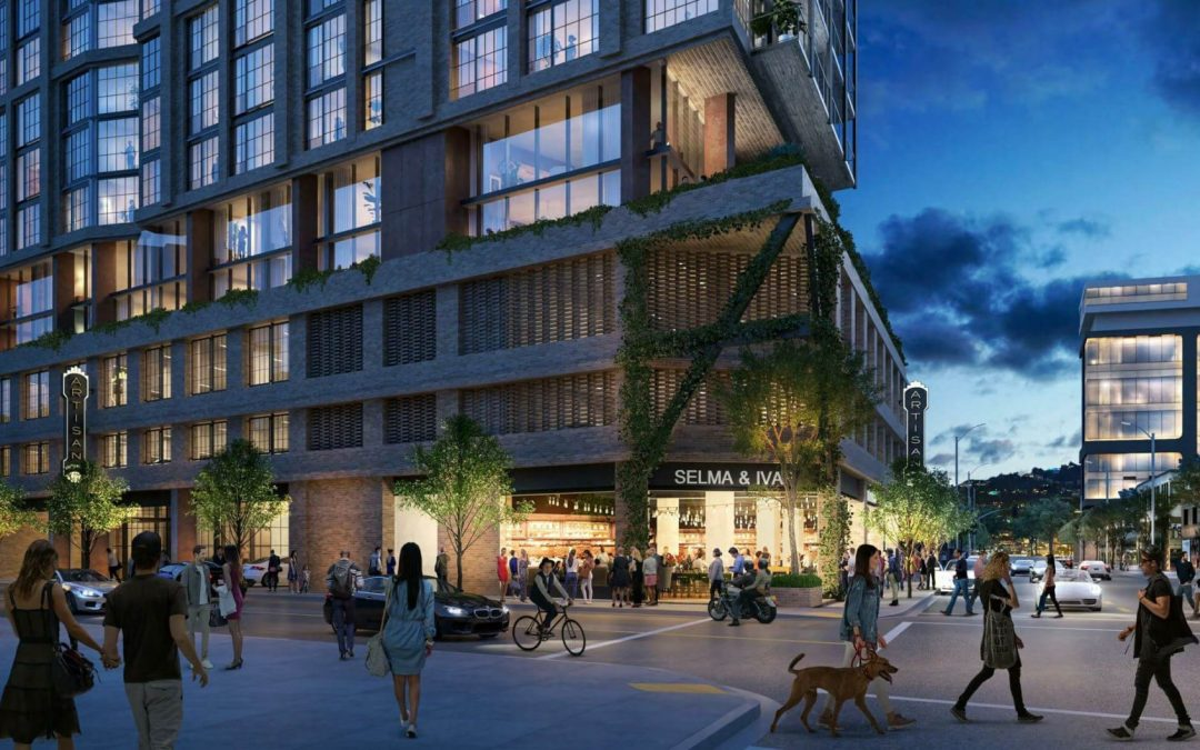 23-Story Residential Tower in Hollywood Begins Environmental Review