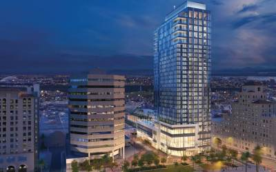 Long Beach Planning Commission Approves 30-Story, 429 Room Hotel Project