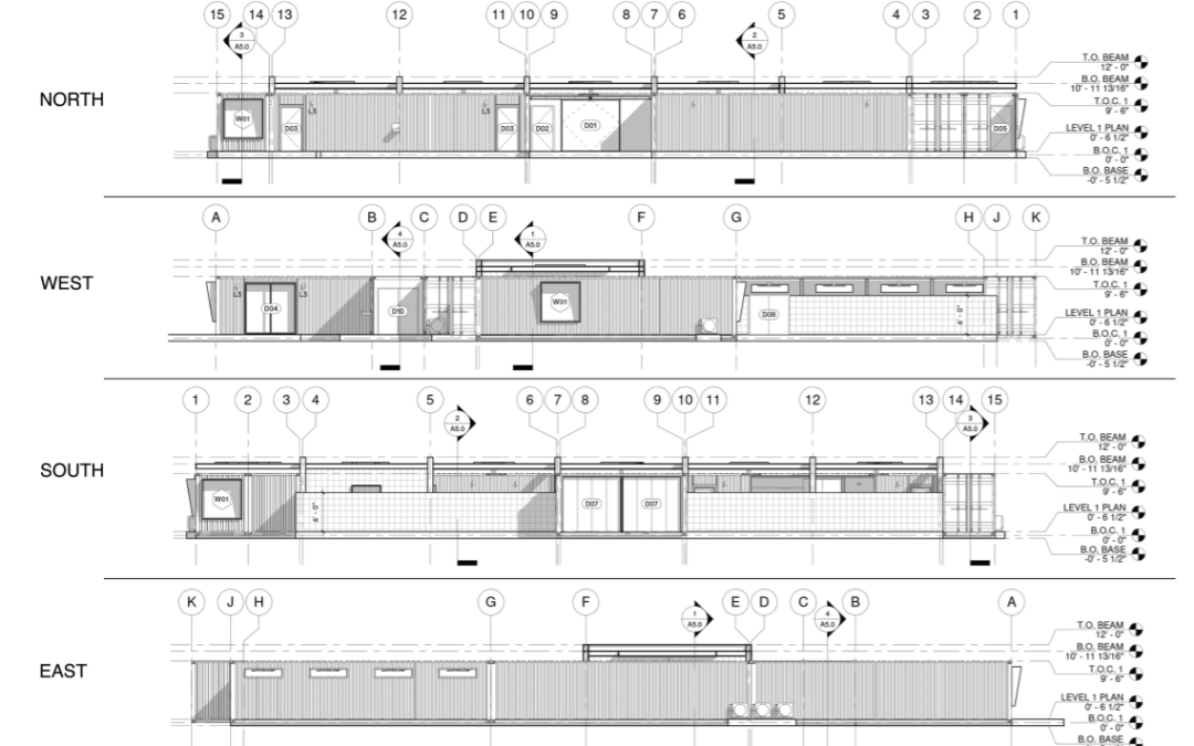"""93-Room """"Shipping Container"""" Hotel Proposed in the City of Twentynine Palms"""