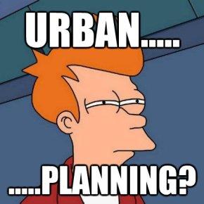 Urban Planning Meme Challenge