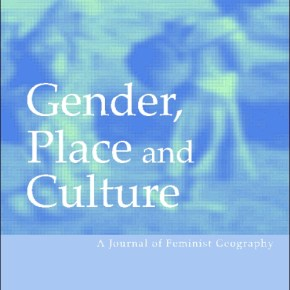 New paper on transport poverty by Dorina Pojani published in Gender, Place, and Culture