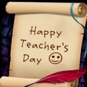 Happy Teacher's Day to our planning academics