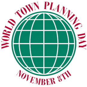 Happy World Town Planning Day!