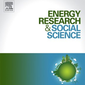 New article on community energy by Annie McCabe and Dr Dorina Pojani