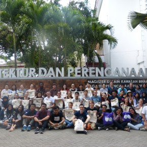 Field trip course in Indonesia