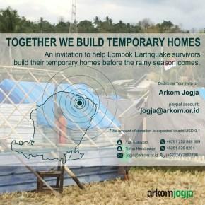UQ|UP Indonesia partner fundraising for Lombok earthquake survivors