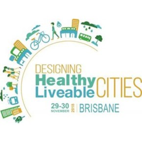 Public forum and symposium: Designing Healthy Liveable Cities