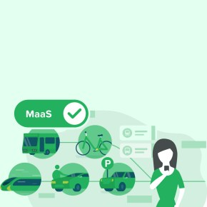 New Conversation article by UQ|UP team on MaaS transport