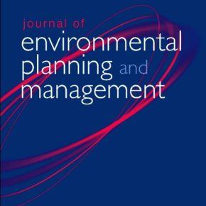 New article in Journal of Environmental Planning and Management on east-west policy transfer, by Dorina Pojani