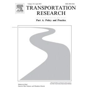 Call for papers: Special Issue in TR-A on transport and gender (Dorina Pojani, guest editor)