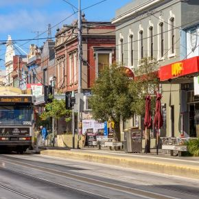 New Conversation article on inner-city demographic change, by UQ|UP team