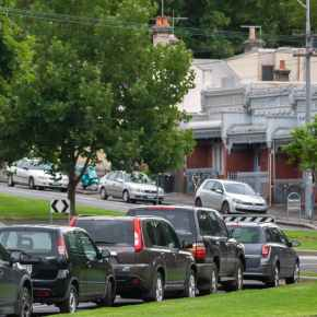 New Conversation article on parking and liveability, by UQ|UP team