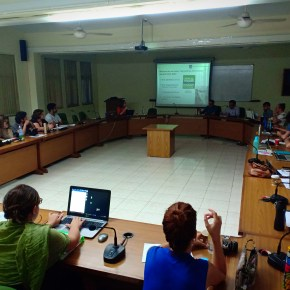 RC21/IJURR Doctoral School in Delhi – just started!