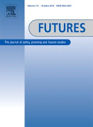 New article in Futures on home-based work in cities, co-authored by Sebastien Darchen on