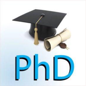 PhD awarded to Paul Sparshott