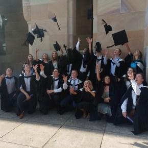 Graduation Day, Congratulations!