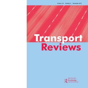 New article on highway removal in Transport Reviews, by UQ|UP team
