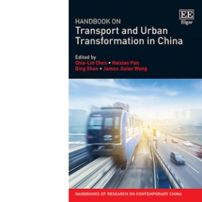 New book chapter on transport policy transfer between China and Africa, coauthored by Dorina Pojani
