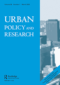 New article in UPR on master planned communities and aging, by Sara Alidoust