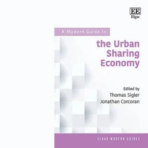 New book chapter on the role of parking in the sharing economy, by UQ|UP team (Edward Elgar Publishing)