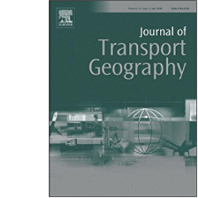 New article on Covid-19 and children's travel in Journal of Transport Geography, co-authored by Dorina Pojani