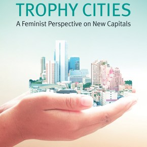 Dorina Pojani's new book on masterplanned capital cities is out!