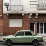 Fiat 128 Super Europa Verde Esmeralda Uqbarsite