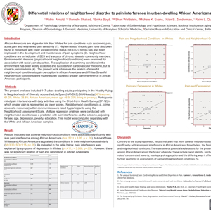 Poster Presentation Examples Undergraduate Research UMBC