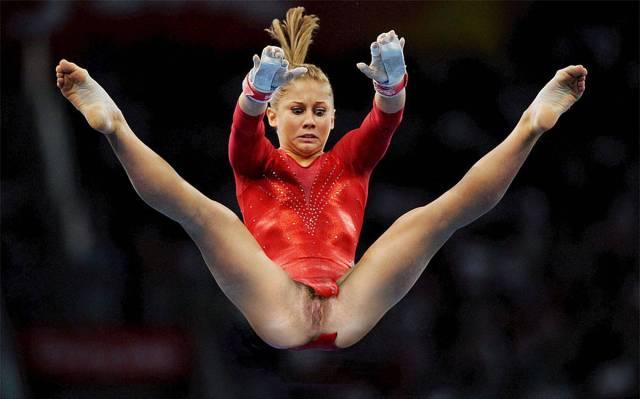 Gymnast costume