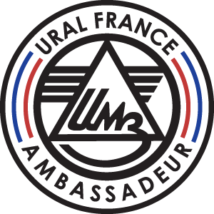 Logo Ambassadeur URAL FRANCE