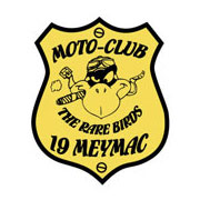 Logo Moto Club 19 Meymac URAL FRANCE