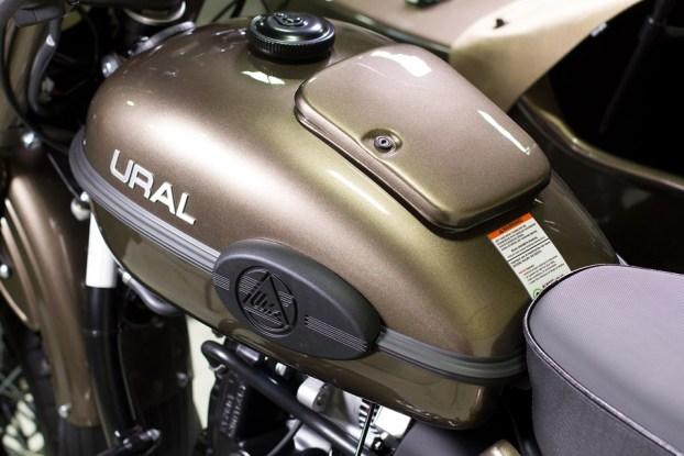 Ural Ambassador Limited Edition réservoir - URAL FRANCE