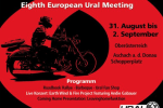 8eme European Ural Meeting