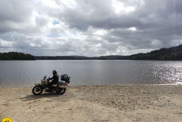 Lac de lavaud gelade - Ruralistan tour par Uralistan
