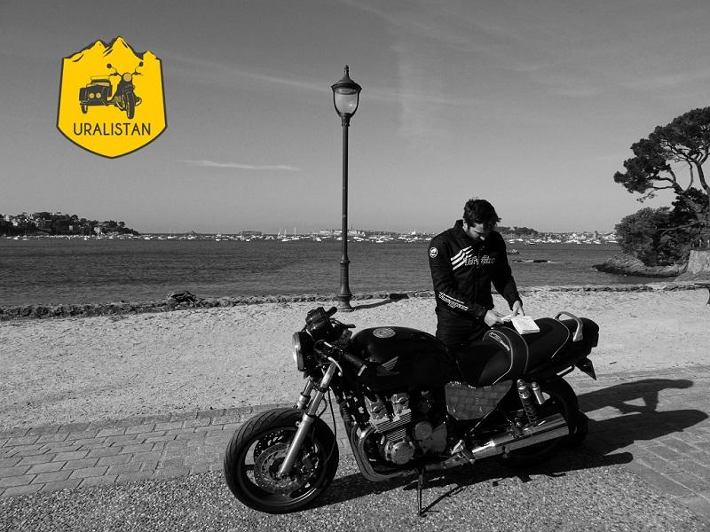 Road-trip moto Bretagne, Dinard