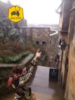 Chateau d'Edinburgh, Ecosse