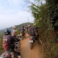 Concevoir des circuits moto, être expert dans une agence de voyage au Laos.