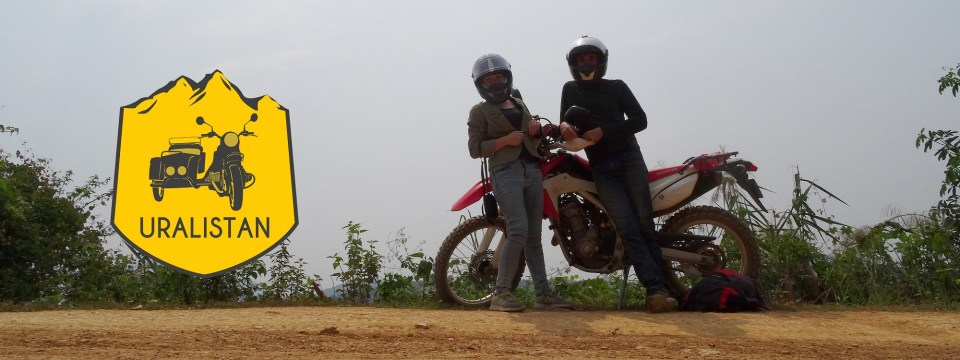 Road-trip moto en couple