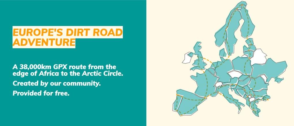 Trans EuroTrail https://www.transeurotrail.org/